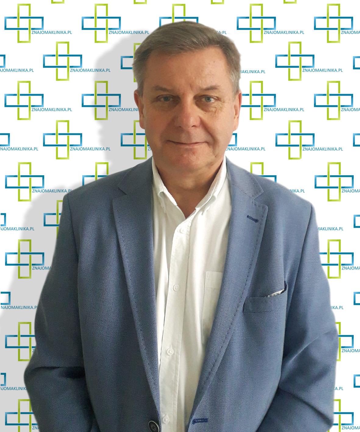 dr n.med. Bohdan Dąbrowski