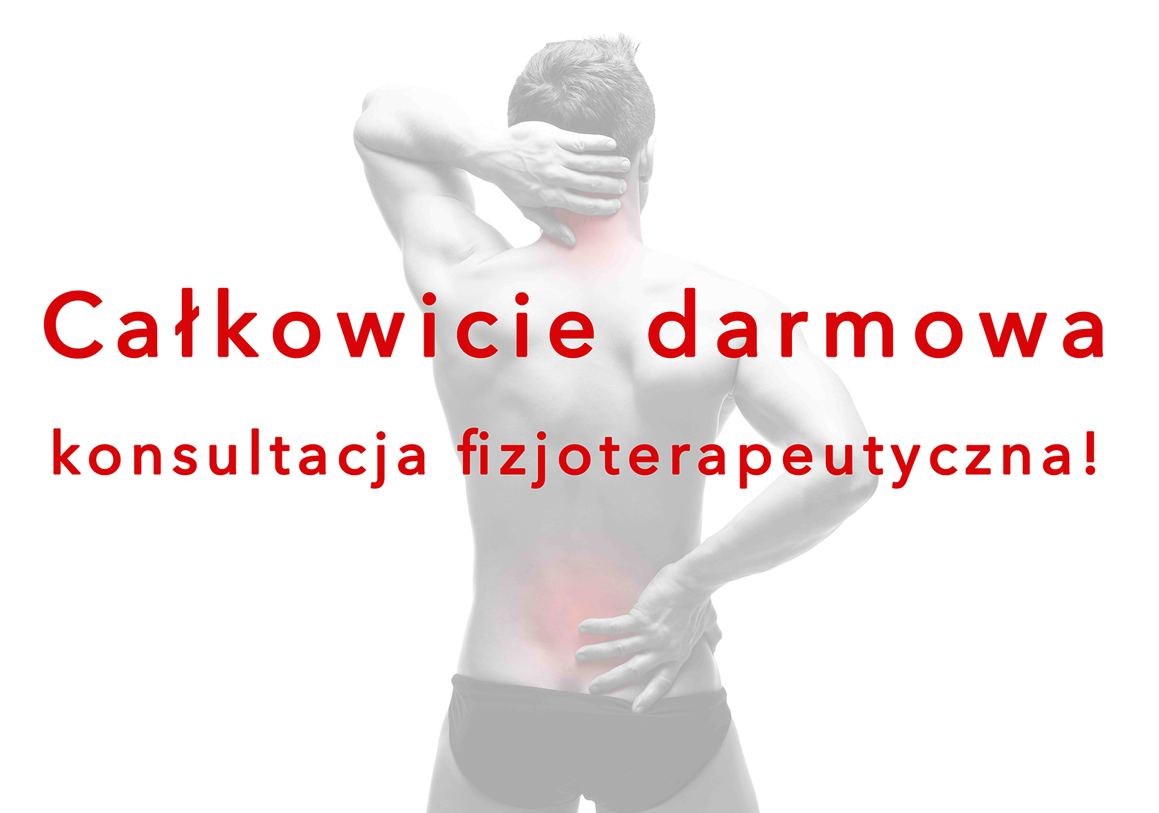 Darmowa konsultacja fizjoterapeutyczna