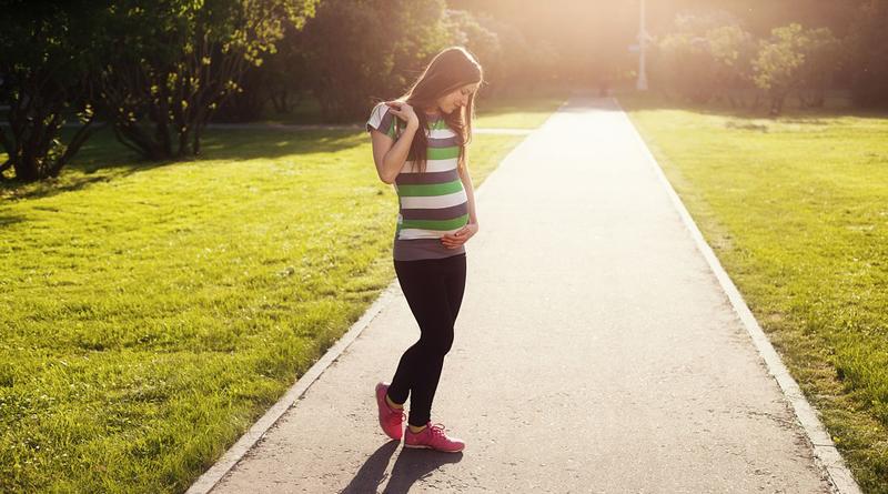 Jak to jest ztą aktywnością fizyczną podczas ciąży?