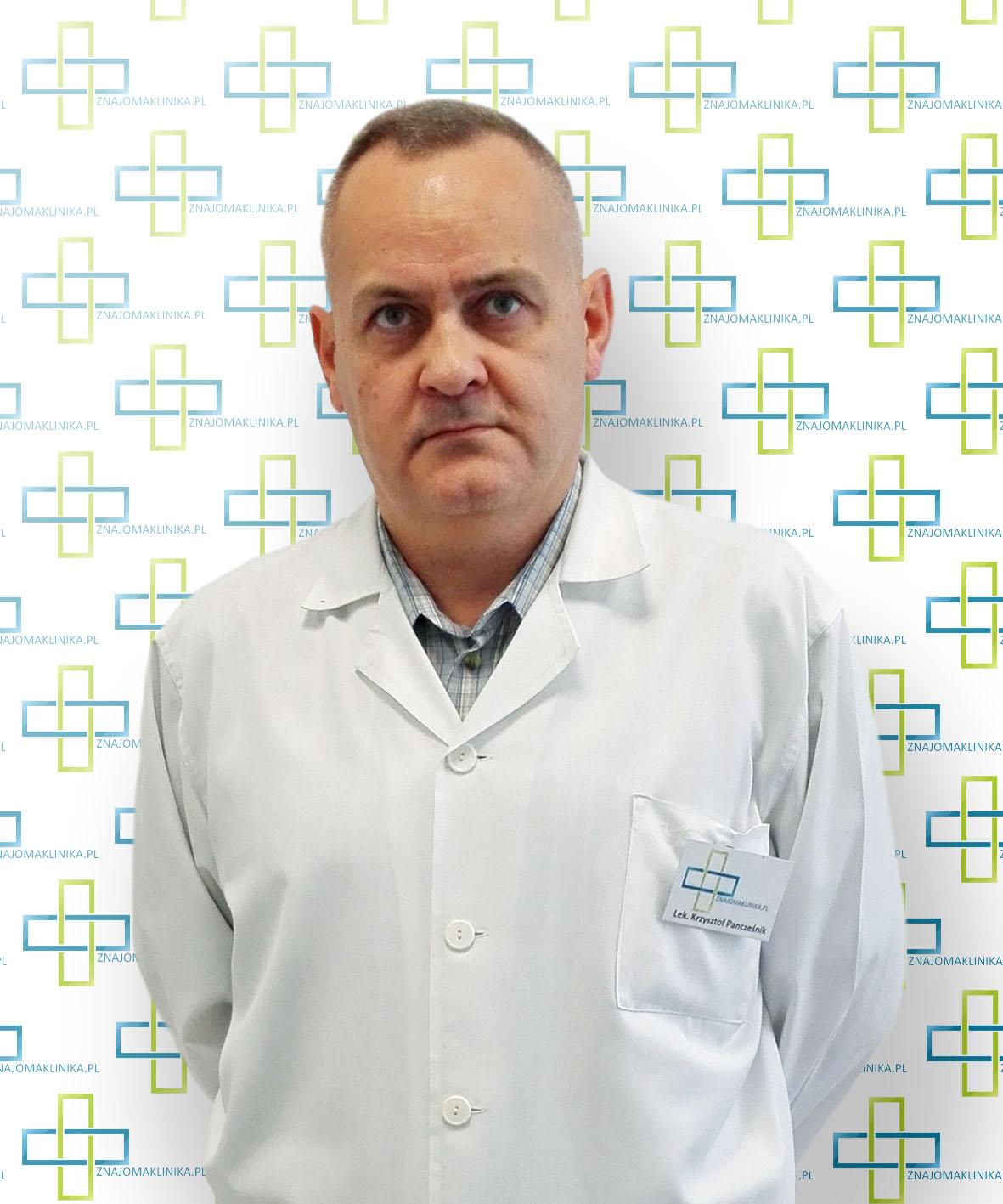 lek. Krzysztof Pancześnik