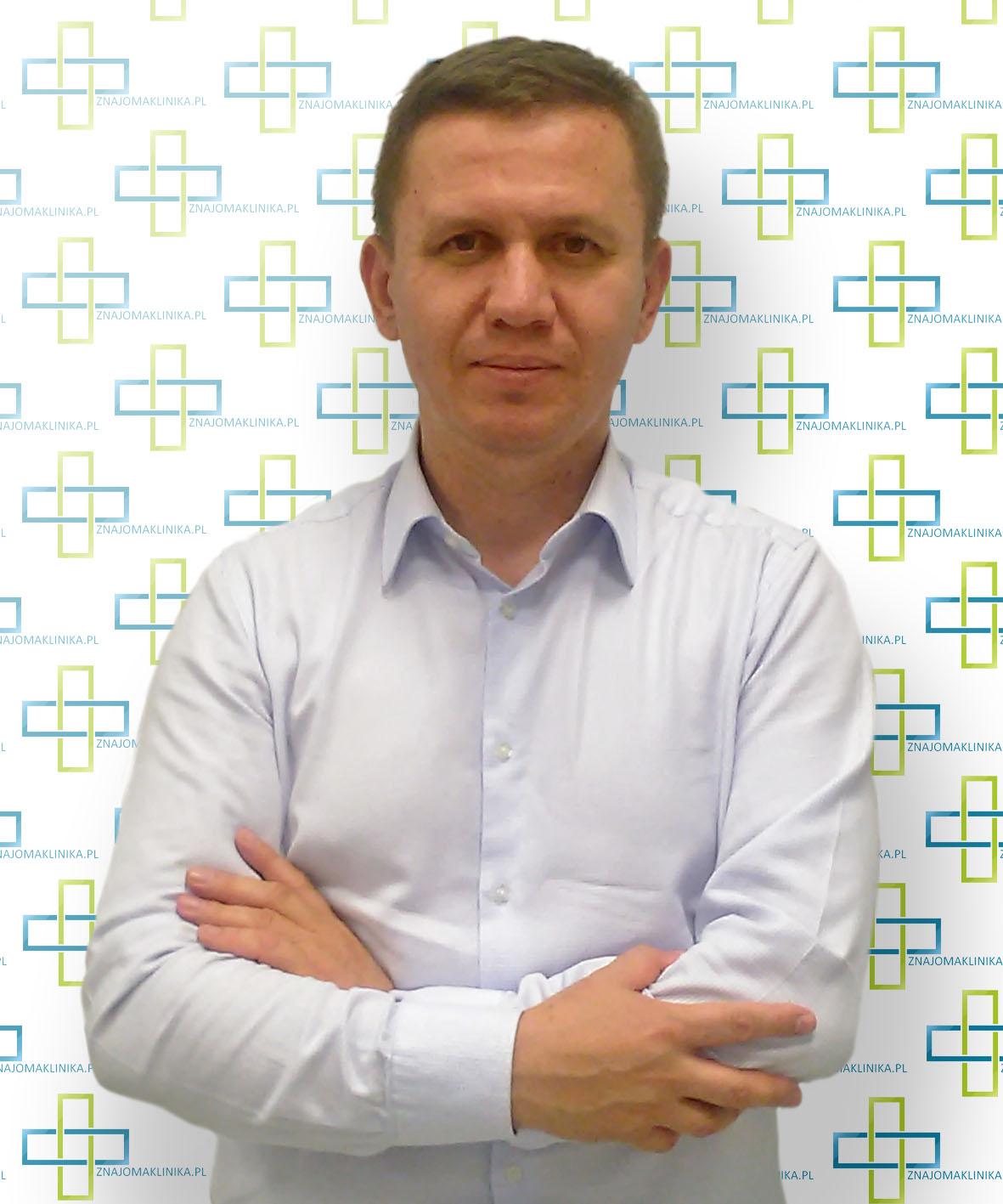 lek. Radosław Manowiec