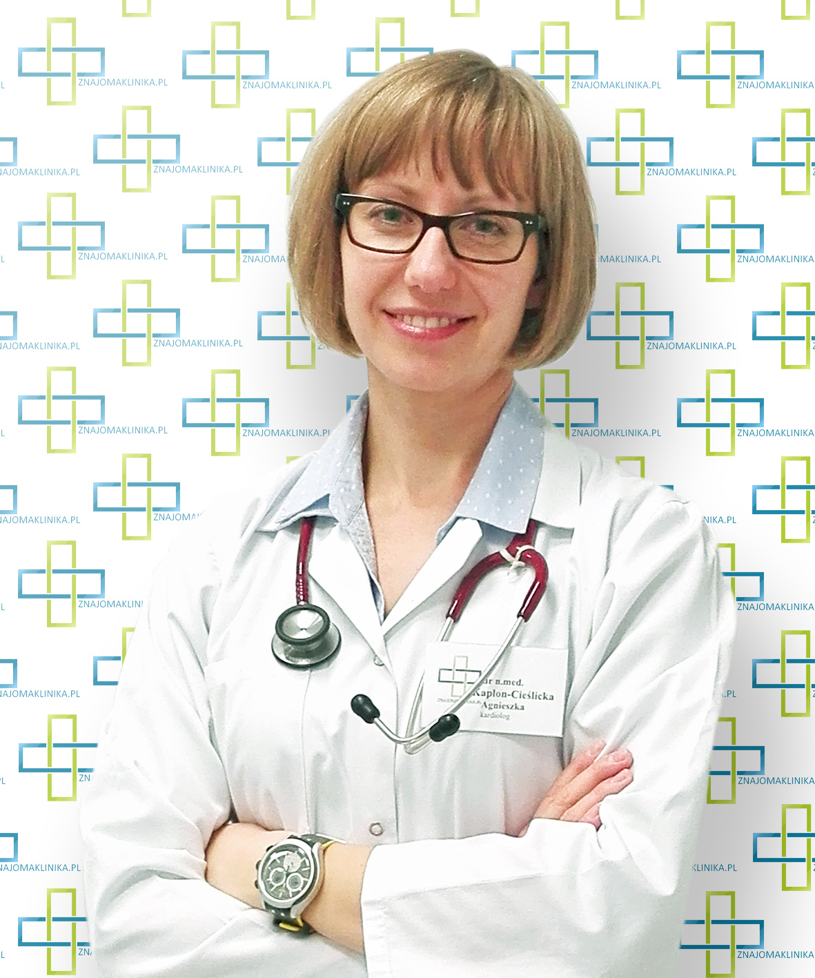 dr hab.n.med. Agnieszka Kapłon-Cieślicka