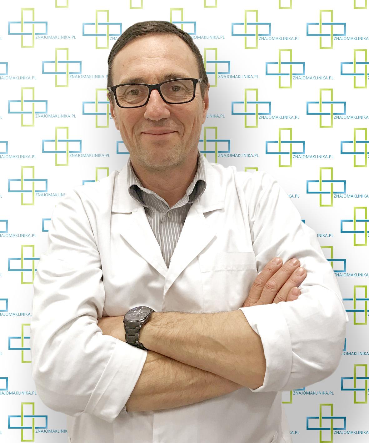dr n. med. Piotr Żołnierczyk