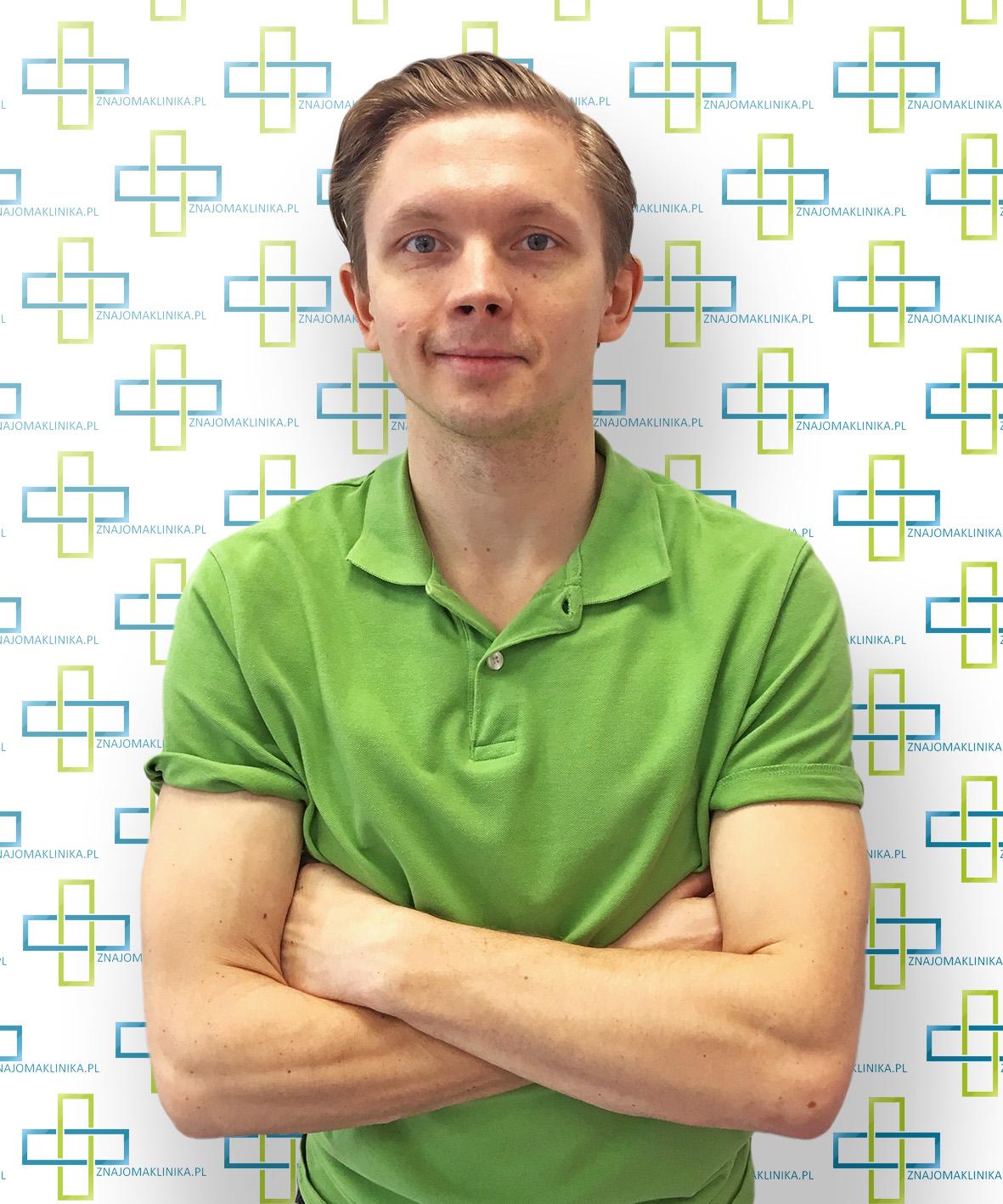 mgr Maciej Ceberak