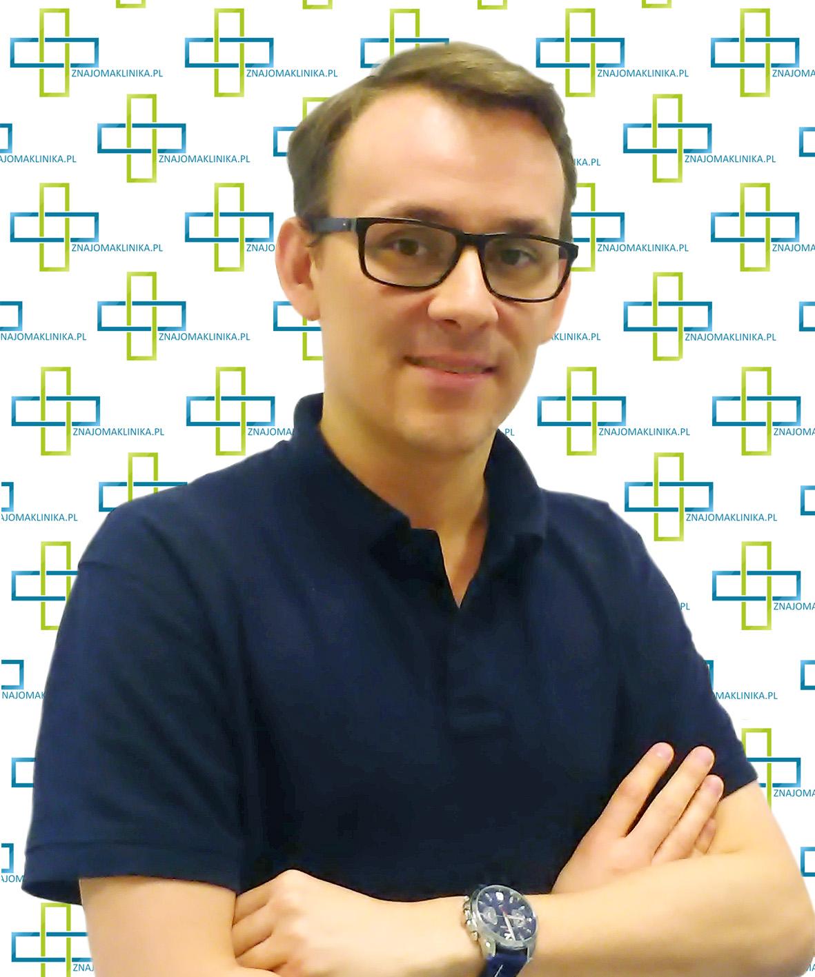 mgr Maciej Kopciński